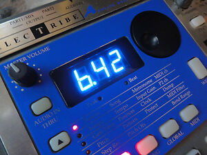 Details about 1x BLUE 3-Digit LED Display Part for Korg Electribe EA-1 ER-1  ES-1 EM-1 Mod