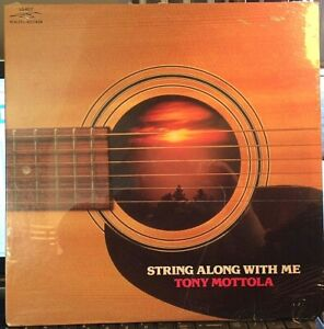 Sealed-TONY-MOTTOLA-LP-034-STRING-ALONG-WITH-ME-034-Seagull-1985