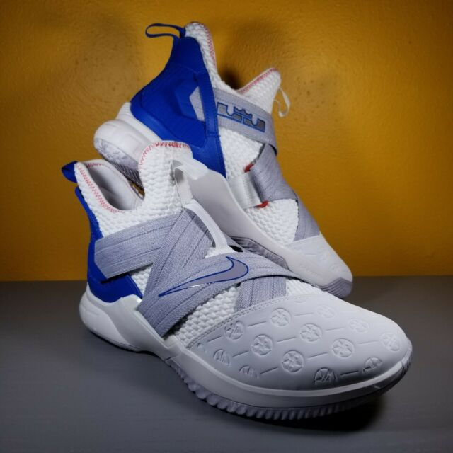 Nike Men Lebron Soldier XII 12 Summit