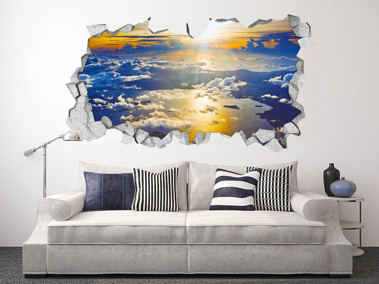 3D Gletscher 62 Mauer Murals Aufklebe Decal Durchbruch AJ WALLPAPER DE Lemon