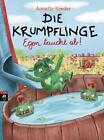 Die Krumpflinge 04 - Egon taucht ab von Annette Roeder (2015, Gebundene Ausgabe)