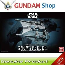 BANDAI Star Wars 1/48 Snowspeeder No. 196692 JAPAN