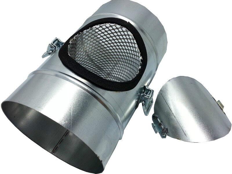 Ona 8in Control conducto-conductos olor   olor eliminación-Hidroponía