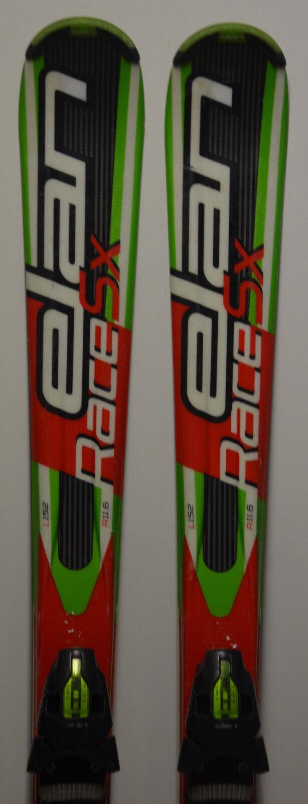 Esquís parabólico usado ELAN Race SX - 152cm à 176cm