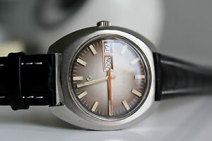 CERTINA-DS-2-Automatic-Certiday-Great-GREY-BROWN-dial-1974