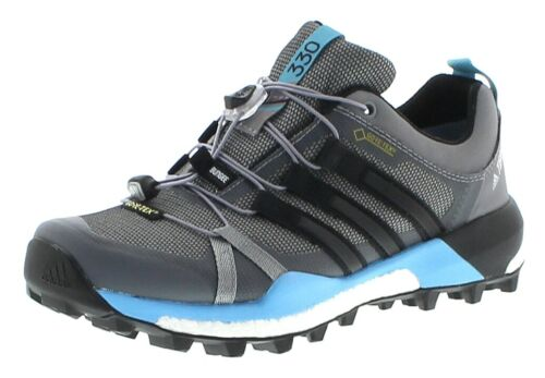 adidas Damen Hiking Schuhe Terrex Skychaser GTX W GRETWO//CBLACK//VAPBLU