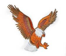 Aufnäher Adler, Ju-Sports Eagle Patch, Badge zum Aufnähen, 5909016