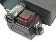 Nikon Speedlight Autofokus-Blitzgerät SB-20 + Tasche+Anleitung TOP Zustand