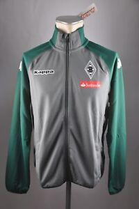 Borussia-Moenchengladbach-Jacke-Sweatjacket-Gr-S-M-XL-2XL-3XL-BMG-NEU-Pullover