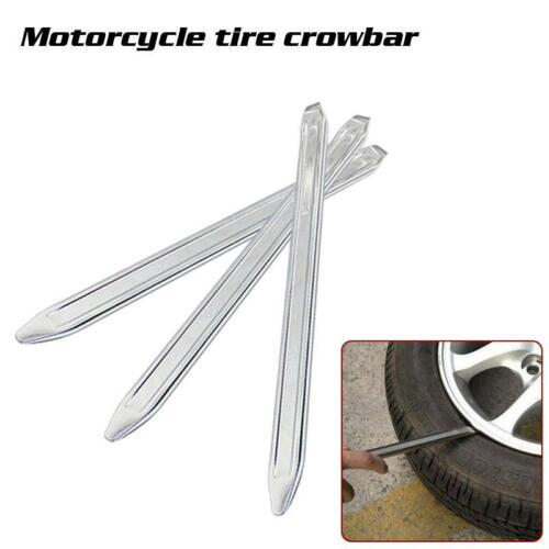 Motorcycle Tire flat crowbar Iron Lever Spoon Tools Set Rim Bike Changing Repair