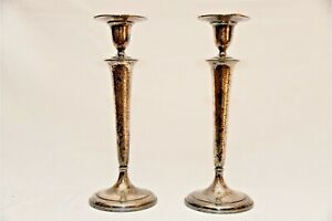 Vintage-Pair-Of-Candlestick-Holders