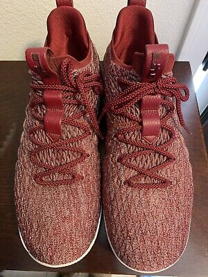 Men's Nike LeBron 15 Low Team Red (Size