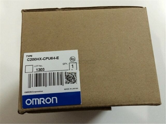 NEW Omron plc C200HX-CPU64-E free shipping