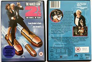 NAKED GUN 2 PARAMOUNT REGION 2 PAL DVD - Berkshire, United Kingdom - NAKED GUN 2 PARAMOUNT REGION 2 PAL DVD - Berkshire, United Kingdom