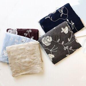 Vintage-Hijab-Scarf-Floral-Embroidery-High-Quality-Elegant-Shawl-Wrap-Sarong