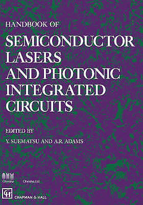 Handbook of Semiconductor Lasers and Photonic, , Good, Hardcover