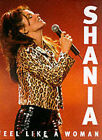 Shania: Feel Like a Woman by Andrew Vaughan (Hardback, 2000)