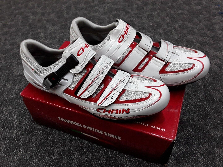 Größe 42 Chain Nova Pro Cycling Schuhes