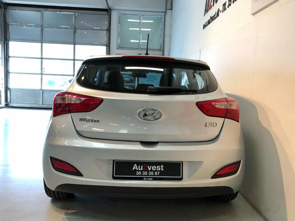 Hyundai i30 1,4 CVVT Classic Benzin – dba.dk – Køb og Salg ...
