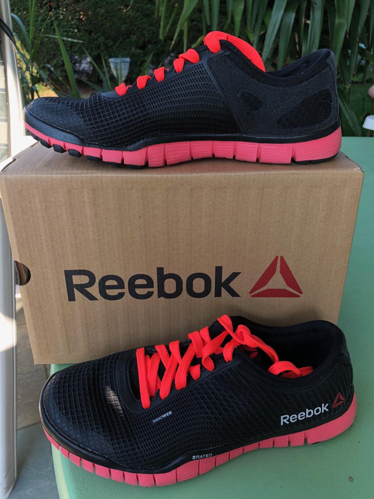 REEBOK RF ZRATED NANOWEB - Damen Training - Fitness - NANOWEB Pilates - Turnschuh-Sneaker b71494