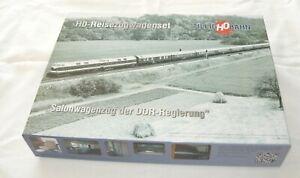 Tillig-70048-3tlg-Reisezugwagenset-034-Salonwagenzug-4-034-der-DR-Ep-IV-H0-NEU-amp-OVP