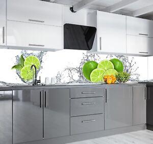 Kuchenruckwand Limette Sp89 Spritzschutz Fliesenspiegel Acrylglas