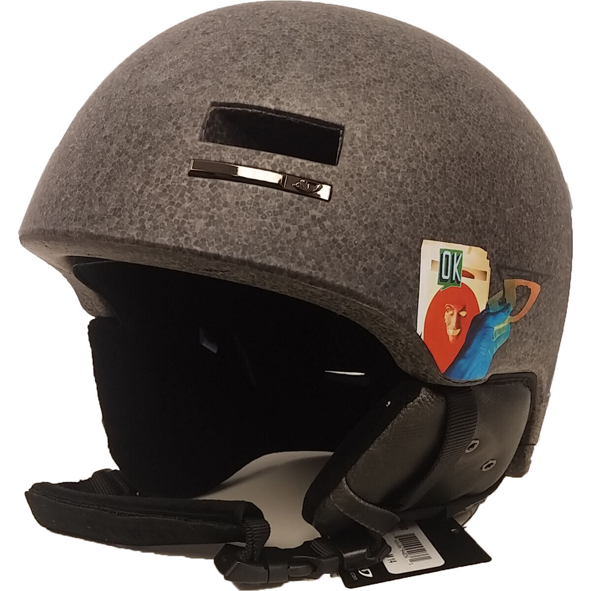 Giro Shiv 2 Skiing Snow Helmet Matte Clear Boardwalk Adult Medium M 55.5 59 cm
