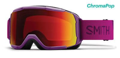 Maschera Da Sci Smith Showcase Otg Black S2 Everyday Green Mirror Ski Goggle