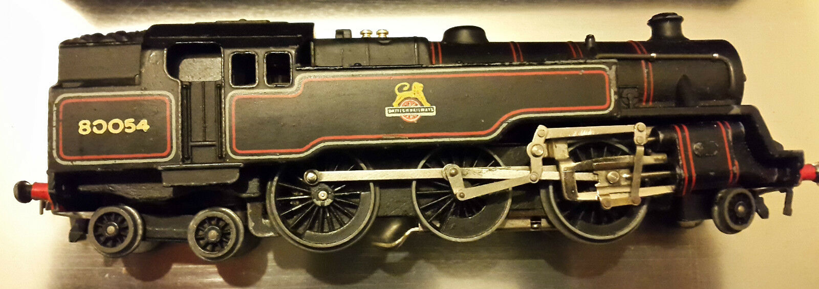 Vintage Hornby Dublo EDL18 Standard  2-6-4 Tank Locomotive in Box