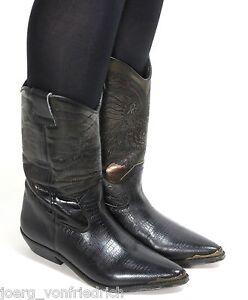 Westernstiefel-Cowboystiefel-Texas-Cowboy-Boots-Bottes-Catalan-Style-38