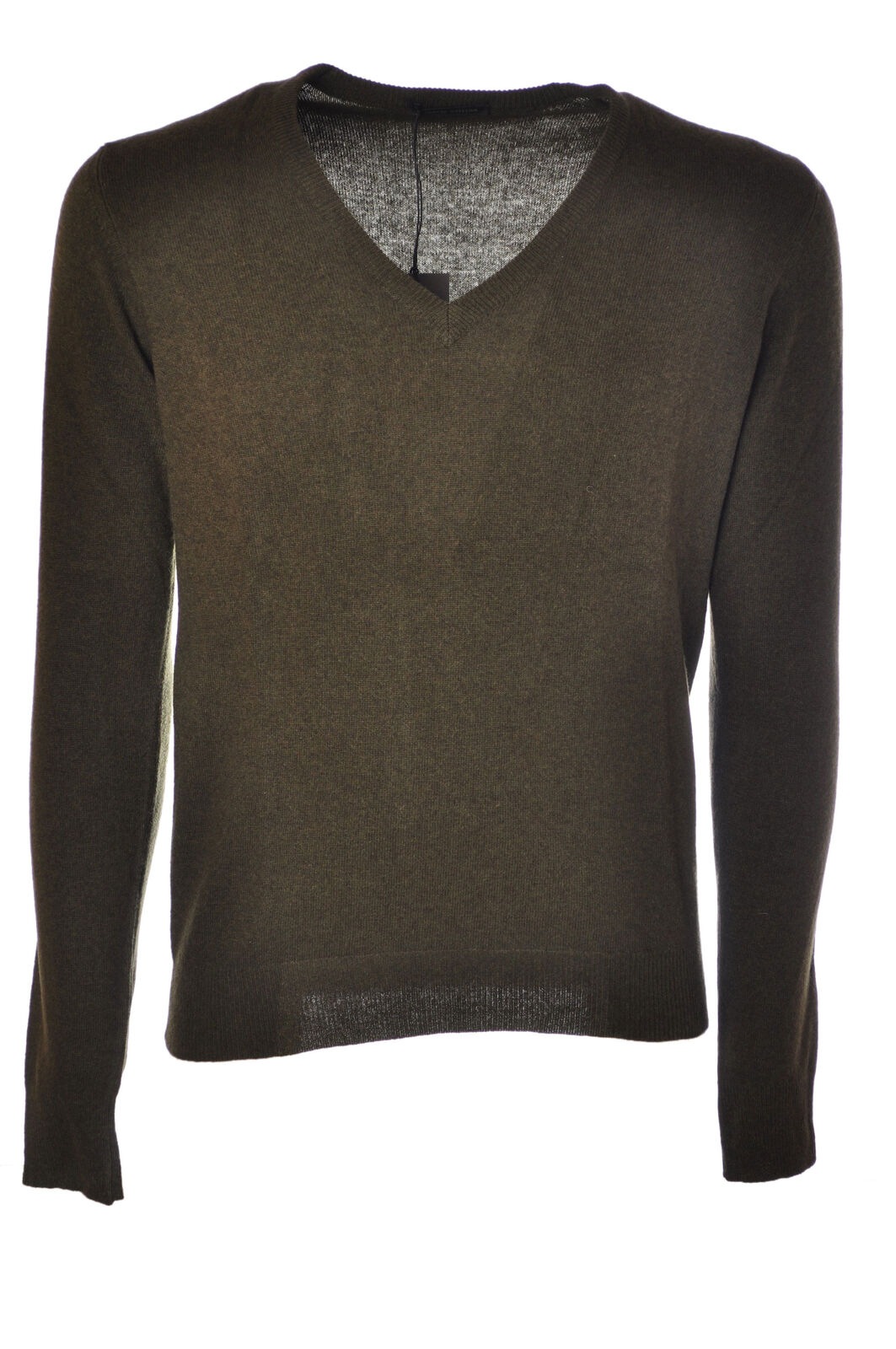 Roberto Collina  -  Sweaters - Male - Grün - 2834431N173954