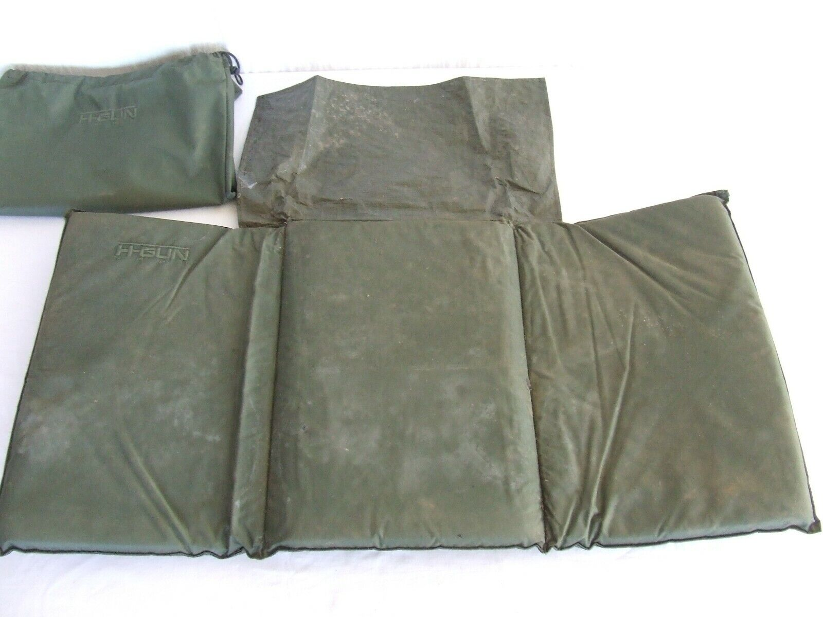 NASH H GUN UNHOOKING MAT carp pike barbel fishing gear set up