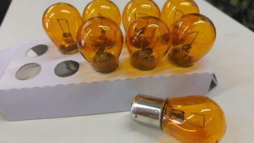 VW T1 orange bulb for clear indicators beetle bay window