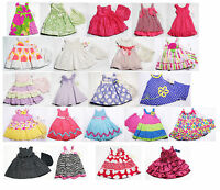 Girls Dress Birthday Flower Girl Party Easter 3 6 9 12 18 24m 2t 3t 4t