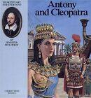 Antony and Cleopatra by Gwen Green, Abigail Frost, Jennifer Mulherin (Hardback, 1993)