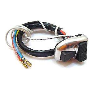 Astounding Lambretta Handle Bar Headset Dip Dazzle Light Switch Gp Black Wiring Database Rimengelartorg