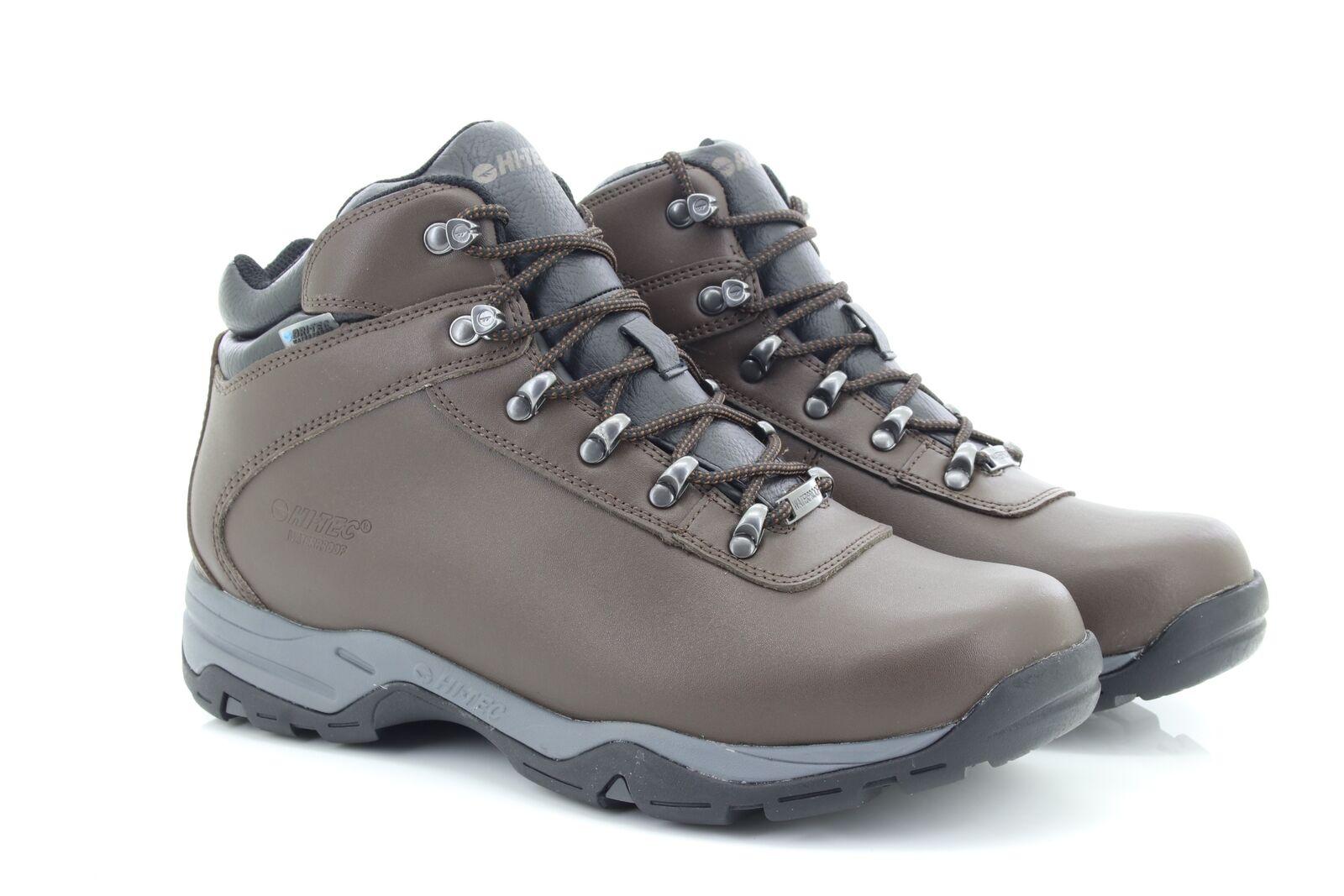 Hi-TEC EUROTREK Wp Ankle Hiking Stiefel Dri-Tec System