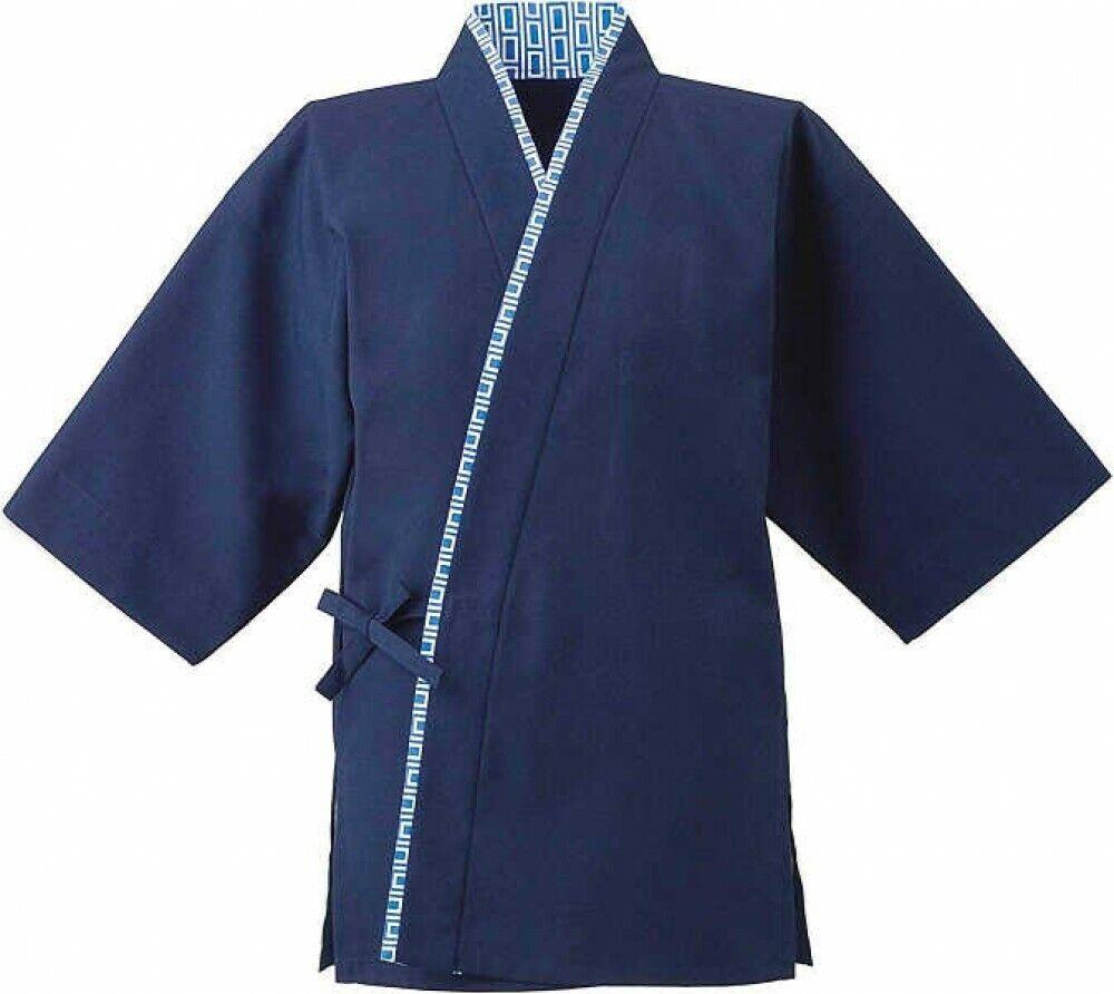 Restaurant japonais Chef's uniform itamae Sushi marine du Japon avec suivi