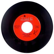 ROY ETZEL: Apachen Blues / Jenny Oh Jenny TIME USA Rare 45 VG++