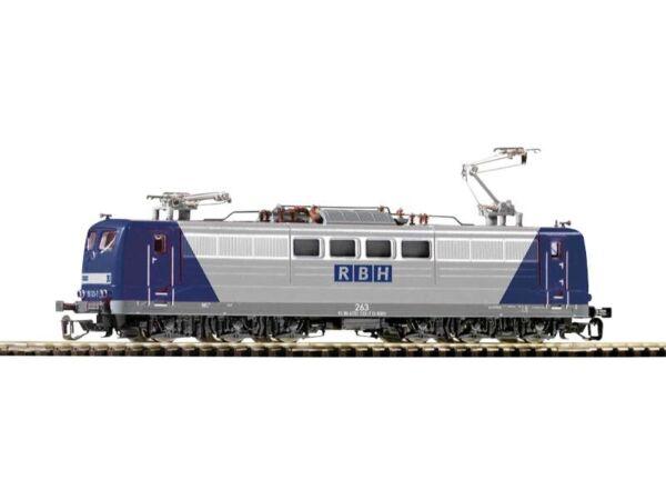 CoopéRative Piko 47205 Locomotive Électrique Br 151 Rbh , Bleu / Argent, Époque Vi, Voie Tt