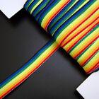 p00ba1014 45 m SAMTBAND SCHWARZ 20mm Schmuckband Schleifenband Dekoband
