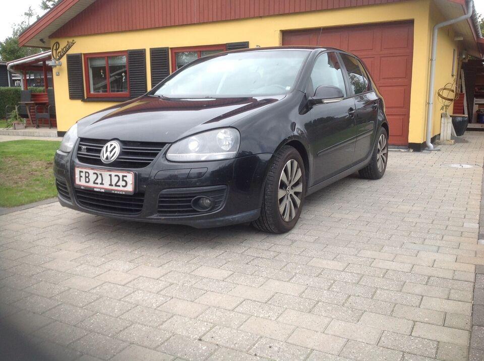 VW Golf V, 1,9 TDi 105 GT Sport, Diesel