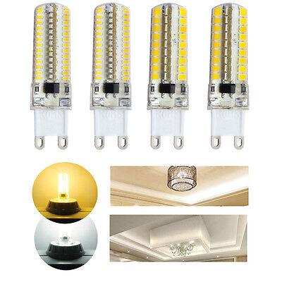 4x 5W 6W G9 LED Lampe Birne Stiftsockel Leuchtmittel Glühbirne Warmweiß Kaltweiß