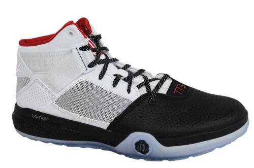 adidas d rose iv basket basket basket dentelle blanche formateurs hommes sports 34ad81