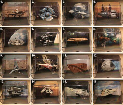 naves espaciales y vehículos-Death Star-interceptor-gunship De Agostini-Star Wars