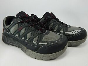 Comfort Shoes Keen Utility Asheville At Esd Aluminum Toe Work Shoes 1017073m Size 7.5