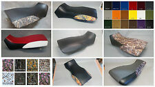 Polaris SPORTSMAN 570 Seat Cover in 25 COLORS, 2-TONE OR 3-TONE OPTIONS