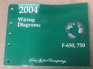 2004 Ford F650 F760 Medium Duty Truck Service Repair Wiring Diagrams Manual  | eBay | Ford Medium Duty Truck Wiring Diagrams |  | eBay