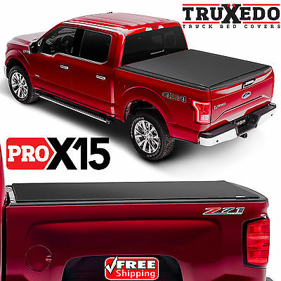 2008-2016 Ford F250//F350 6.8 Ft Bed Black Vinyl Roll Up Tonneau Cover