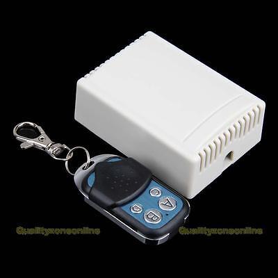 #QZO Universal 4 Channel 433MHz 12V Wireless RF Remote Control Car Keyless Entry